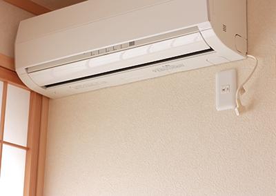 エアコンの除湿機能を使う(湿度を下げる)