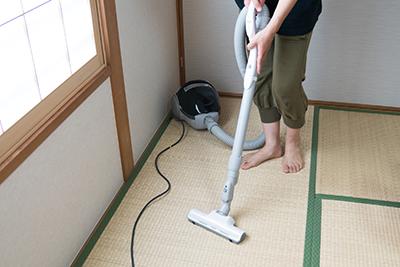 3. 掃除機